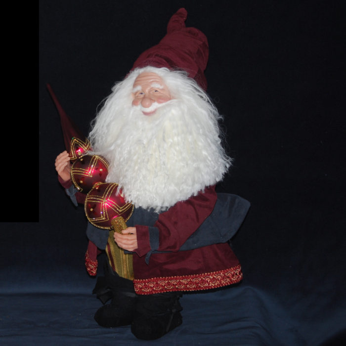 Finn the Elf by Stone Soup Santas