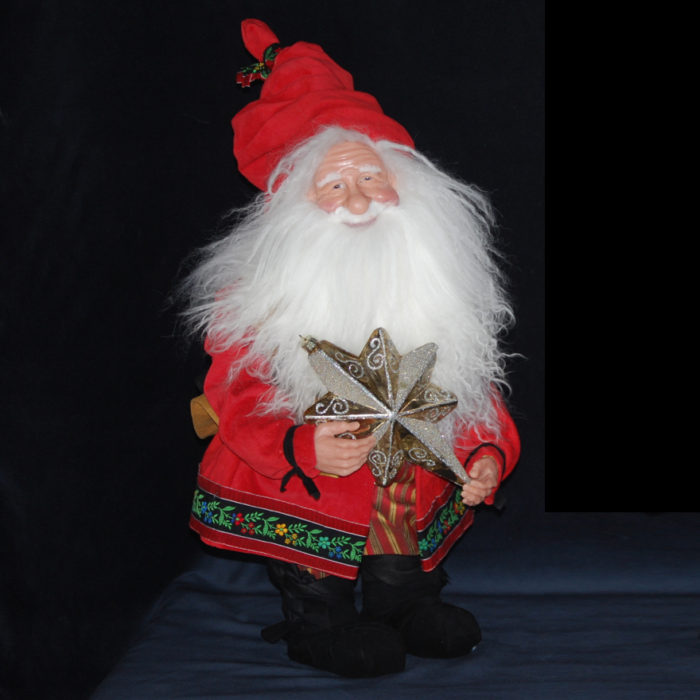Ollie the Elf by Stone Soup Santas