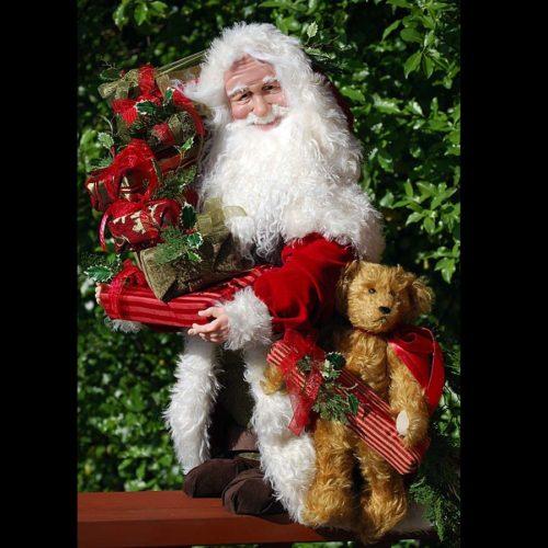 Bearing Gifts - Limited Edition Santa