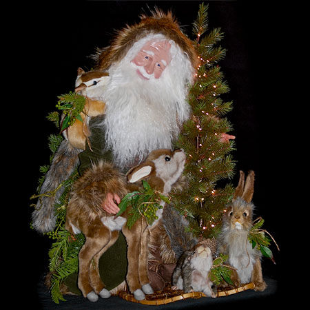 Northwoods Collectible Santa