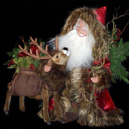 Sinterklaas Collectible Santa
