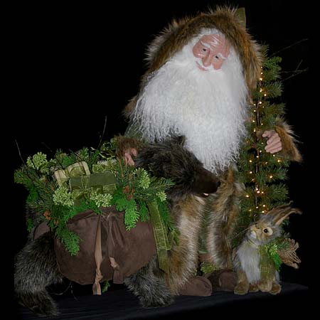 Wildwood Collectible Santa