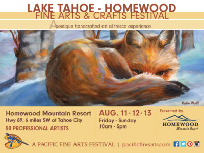 Homewood Fine Arts & Crafts Festival, August 11-13